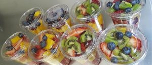 Fruit Queens LLC Healthy Snacks Fruit Lunch Takeaway Healthy Options Vegan Vegetarian Sandwiches Salads 1 of your 5 a day Bradenton