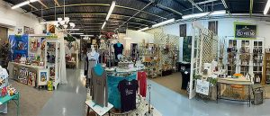 The Bazaar on Apricot & Lime Indoor Market Bradenton Shopping Retail Jewellery Clothing Gifts Candles